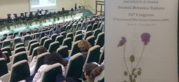 Il succiamele delle fave all'International Plant Science Conference 2017