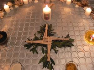 La Croce di Santa Brigida