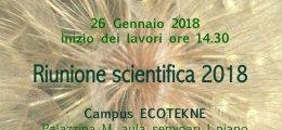 Riunione Scientifica della Società Botanica Italiana sezione Pugliese